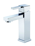 Danze D222533 Reef 1H Lavatory Faucet Single Hole Mount w/ 50/50 Touch Down Drain 1.2gpm Chrome