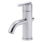 Danze D225658 Parma 1H Lavatory Faucet w/ Metal Touch Down Drain & Optional Deck Plate Included 1.2gpm Chrome