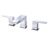 Danze D304162 Mid-Town 2H Widespread Lavatory Faucet w/ Metal Touch Down Drain 1.2gpm Chrome