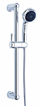 Danze D465005 - 3 Function 24-inch Slide Bar Assembly - Polished Chrome