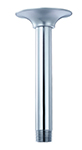 Danze D481306 - 10-inch Ceiling Mount Shower Arm with Flange - Polished Chrome