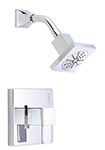 Danze D500533T - Reef Single Handle trim SHOWER Lever Handle w stops - Polished Chrome