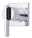 Danze D560944T - Sirius Single Handle TRIM 3/4-inch Shower Volume Control Lever Handle - Polished Chrome