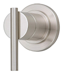 Danze D560958BNT - Parma Single Handle TRIM 3/4-inch Shower Volume Control Lever Handle - Tumbled Bronzeushed Nickel