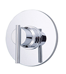 Danze D562058T - Parma Single Handle TRIM 3/4-inch Thermostatic Shower Valve Lever Handle - Polished Chrome